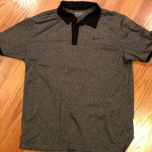 Nike Shirts - Grey Nike golf - tour performance- dry fit